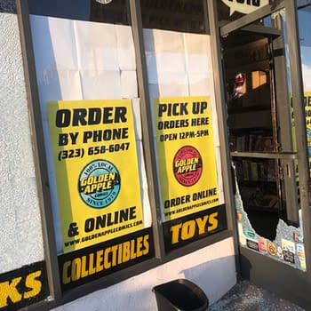 8 Comic Stores Hit By Looting Across the USA