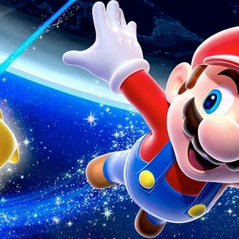 Chinese Nvidia Shield TV Shows Off Super Mario Galaxy in HD