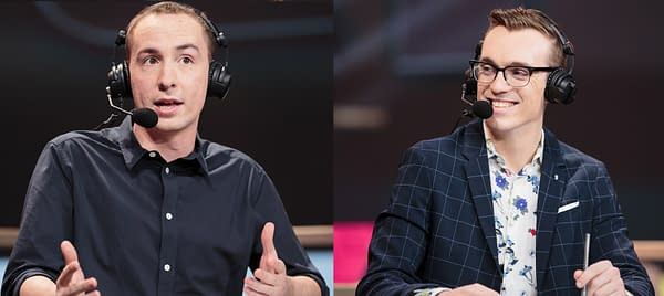 Overwatch League Moves Two Desk Personalities To Commentary