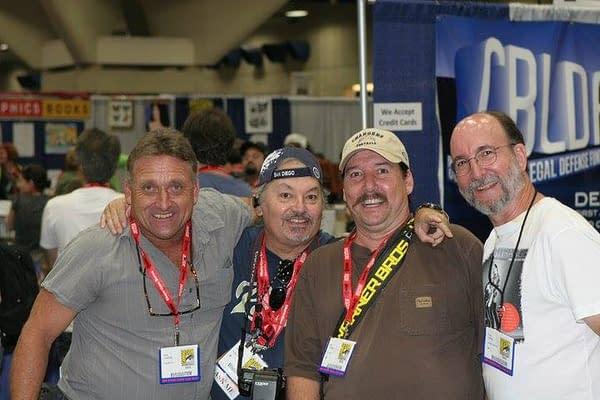 Ed Cavanaugh of San Diego Comic-Con's Artists Alley Has Died
