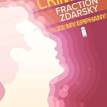 Sex Criminals #23 cover by Chip Zdarsky