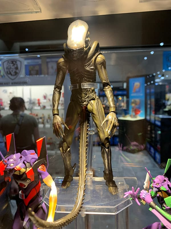 SDCC: 180+ Pics From the Previews World Booth: Beast Kingdom, Hiya Toys, and Tons More!