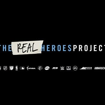 The Real Heroes Project Banner