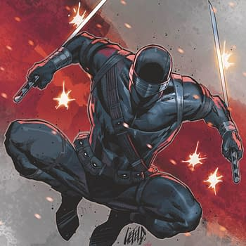 GI Joe Goes Full Liefeld in Snake Eyes: Deadgame #1 [XH]