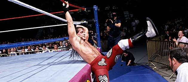 Royal Rumble 1995 Michaels