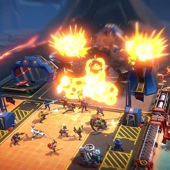 "Hasbro Announces New Mobile Game ""G.I. Joe: War On Cobra"""
