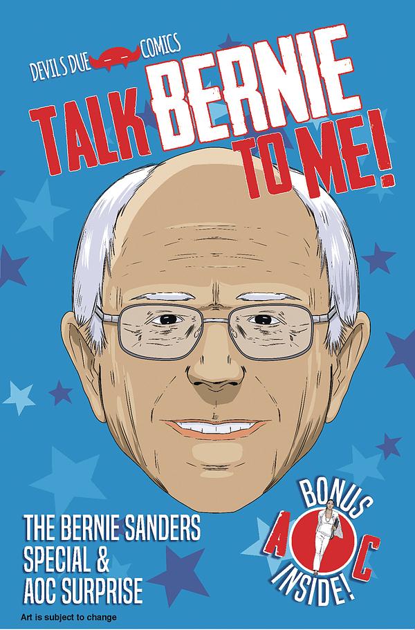 Bernie Sanders, AOC Go Full Power Rangers in Talk Bernie to Me (Preview)