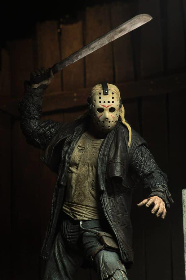 NECA Friday The 13th 2009 Ultimate Jason 4