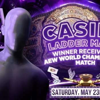 Mystery Participant is the final addition to the Casino Ladder Match at AEW Double or Nothing.