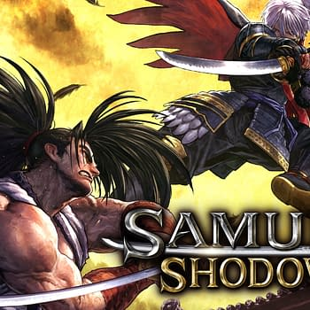 Samurai Shodown Will Come To Nintendo Switch In Early 2020