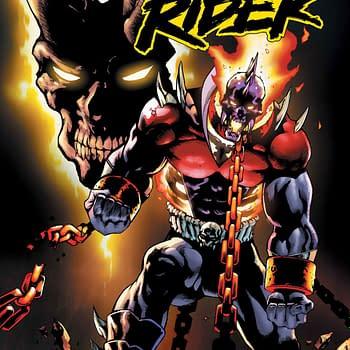 Howard Mackie and Javier Saltares Return to Ghost Rider in June
