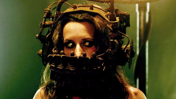 A Saw marathon is coming to SYFY this weekend.