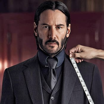 John Wick 4 has been pushed back to 2022. Credit Lionsgate