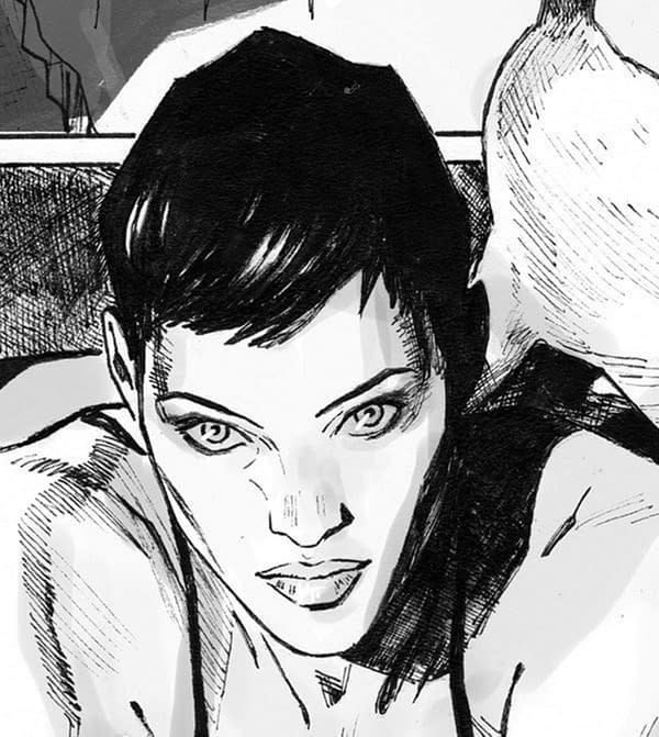 Where In The World is Batman/Catwoman by Tom King and Clay Mann?