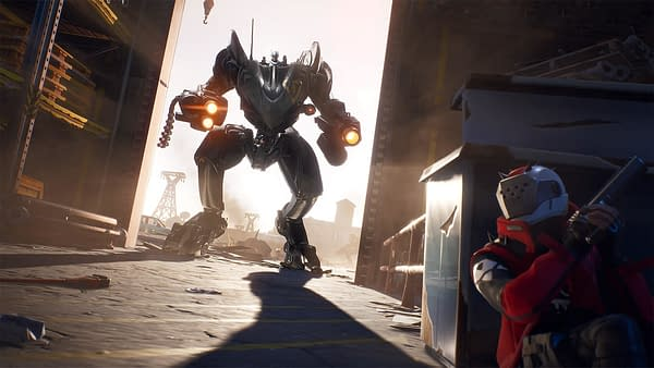 "Mechs Will be Sticking Around In ""Fortnite"" Even If Some Hate Them"