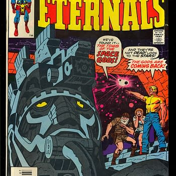 Rumor: Marvel Studios to Announce Eternals Movie Soon
