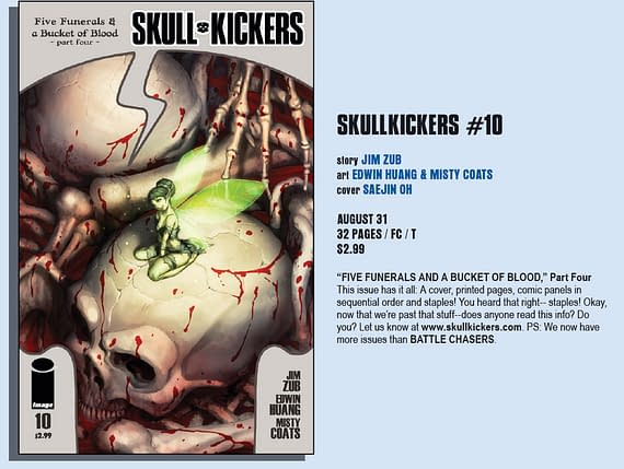 Skullkickers Solicitations Go Rather Odd In August