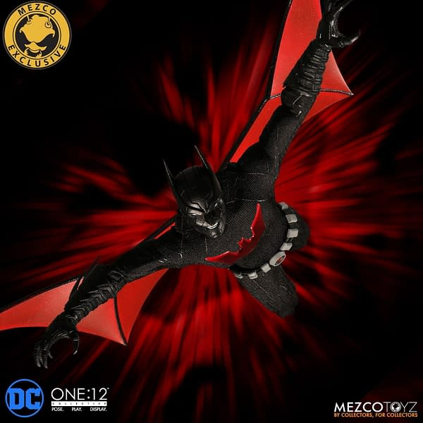 Batman Beyond One 12 Collective Figure Exclusive 3