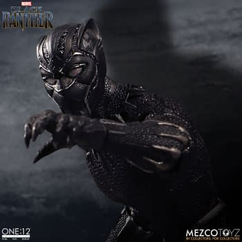 Black Panther Coming in Fall from Mezcos One:12 Collective