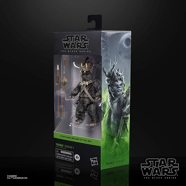 Hasbro Changes Star Wars The Black Series Packaging in Newest Wave