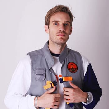 PewDiePie YouTube Headshot