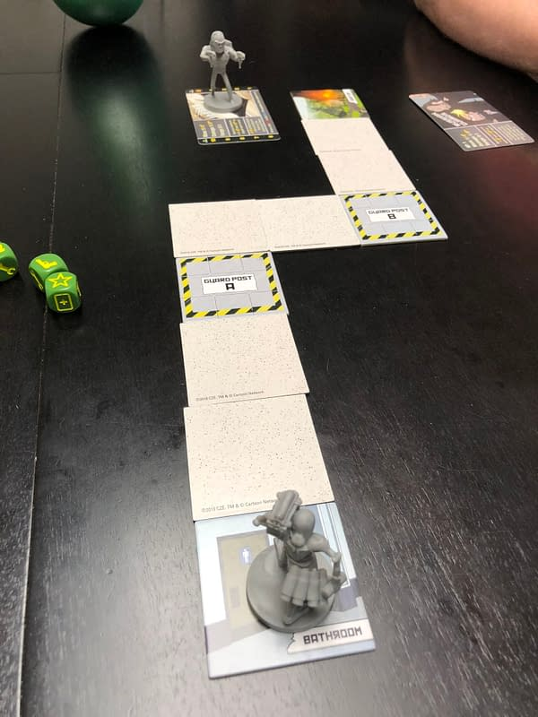 I'm a Pickle Board Game! We Review The Pickle Rick Game