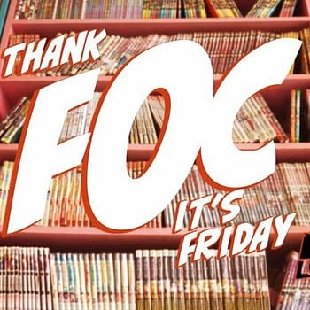 Thank FOC Its Friday &#8211 22nd November 2019 &#8211 Please Dont Forget Thor #1 and Star Wars #1 Retailers