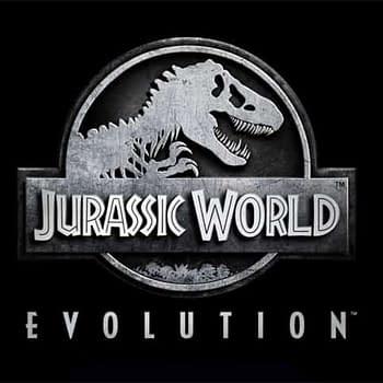 Jurassic World Evolution logo