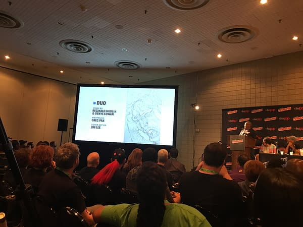 DC announces its Milestone plans at NYCC