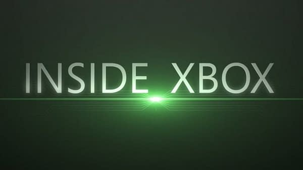Microsoft announced Inside Xbox is returning this week, courtesy of Xbox.