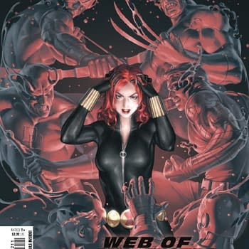 One Way to Drive Bitcoin Prices Down in Web of Black Widow #2 [Preview]