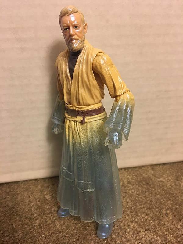 Star Wars Obi-Wan Kenobi Spirit Black Series Figure 8