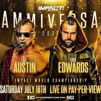 Impact Wrestling Announces New Main Event for Slammiversary
