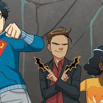 Ridley Pearsons Super Sons: The Polarshield Project Gets a Trailer
