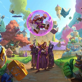 Hearthstone Reveals Its Newest Expansion In Scholomance Academy