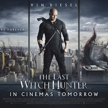 "Vin Diesel Confirms a Sequel to ""The Last Witch Hunter"""