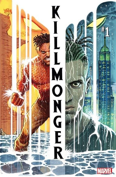 Killmonger Mini-Series by Bryan Edward Hill and Juan Ferreyra ...