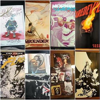 More ComicsPRO 2019 Comics Flipped on eBay
