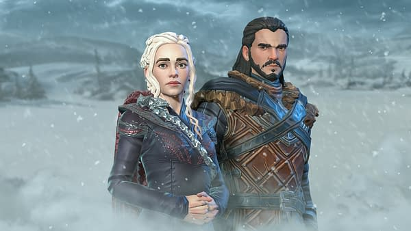 "Behaviour Interactive Announces ""Game Of Thrones: Beyond The Wall"""