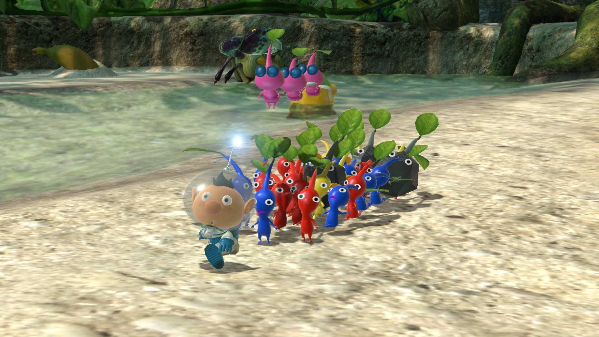 Pikmin 3 Deluxe Comes To Nintendo Switch In October