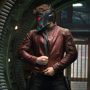 Heres Chris Pratts First Star Lord Mask Test From GotG [Video]
