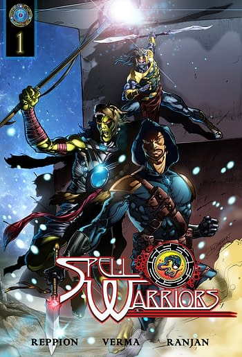 The Spell Warriors Graphic Novel Seems to