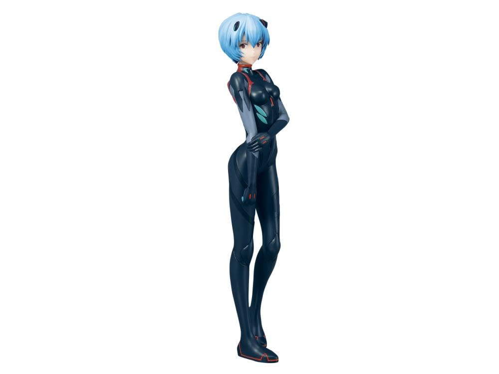 """""""Rebuild of Evangelion"""" Characters Get New States from Bandai"""