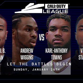 "Michael B. Jordan Joins The ""Call Of Duty"" League Hype Battle"