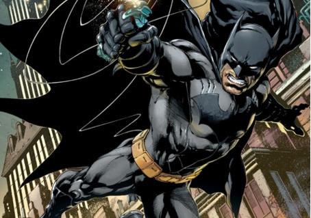 Batman, avec sa ceinture utilitaire à la taille, a hissé de nombreuses histoires au-dessus du sol.