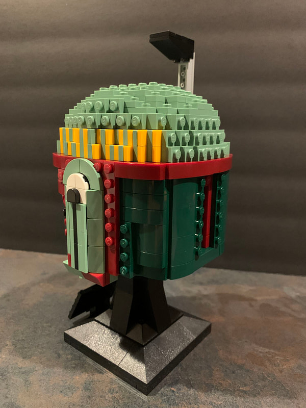 Collection de casques LEGO Star Wars 11