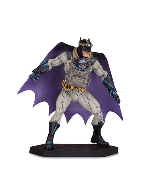 DC Collectibles Metal Batman Baby Darkseid Statue