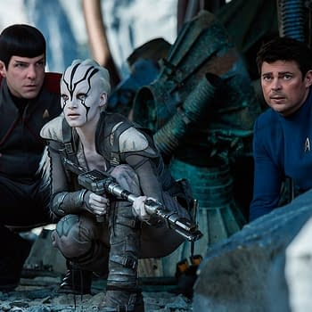 Star Trek Beyond Review: Almost A Return To Form