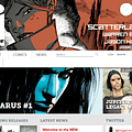 Image Comics Launches DRM-Free Digital Comics With Warren Ellis And Jason Howards Scatterlands (UPDATE)