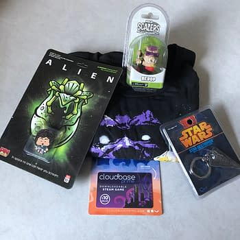 Whats In The Box: Geek Fuel &#8211 Spring 2018